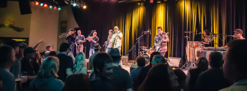 Swamp Zen - Celebration Release Party - The Big Room