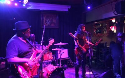 Eric McFadden Trio with Queen delphine: A Marathon of Musical Alchemy