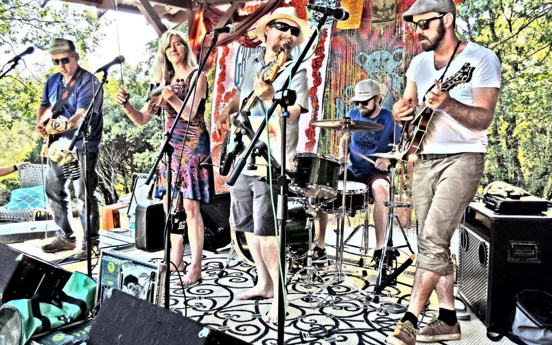 The Moves Collective and Red Dirt Ruckus